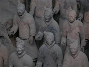 Xian, China - Terracotta Warriors