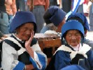 Photo Naxi Women